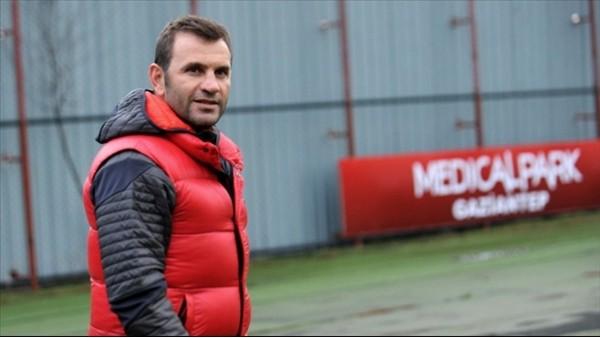 Gaziantepspor gol çalışması yaptı