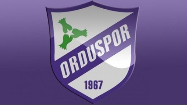 Orduspor'dan Hüseyin Özcan'a tam destek