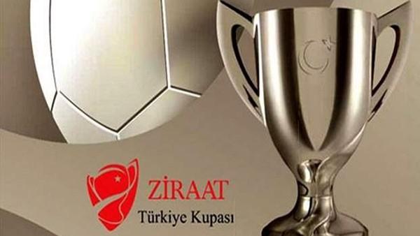 Türkiye Kupası'nda çeyrek final programı belli oldu