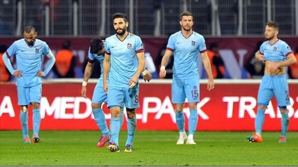 Trabzonspor'un sıkıntısı sakatlıklar