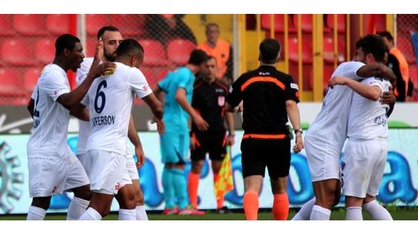 Mersin İdman Yurdu'dan 6 gollü zafer