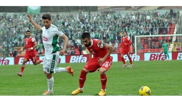 Torku Konyaspor, Balıkesirspor deplasmanında tek golle kazandı