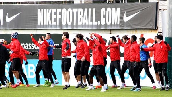Trabzonspor'un tek düşüncesi 3 puan