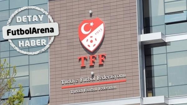 TFF'den kulüplere transfer yasağı darbesi!