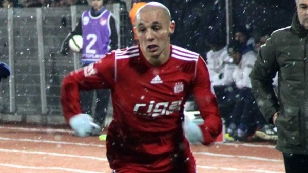 Aatif Chahechouhe, bu sezon 8. golünü attı!