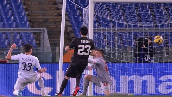 Fiorentina, Roma'yı 2-0 ile kupadan eledi