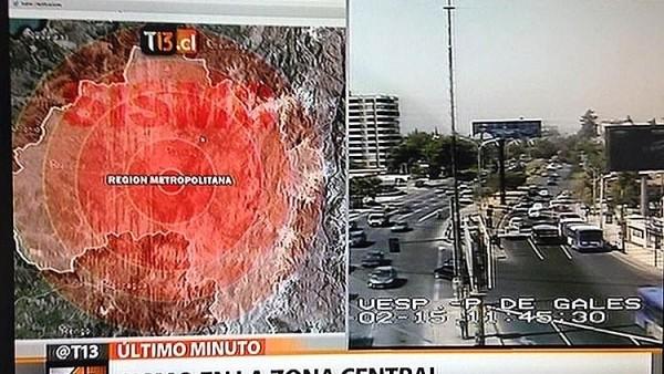 Maç öncesi deprem paniği!