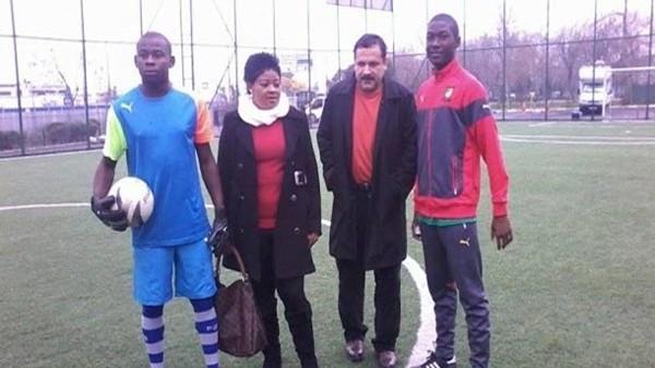 Galatasaray, 16 yaşındaki kaleci Steve Kouang'ı transfer etti