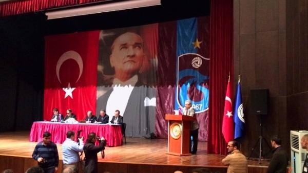 Trabzonspor, Divan Başkanlık Kurulu Başkanı'nı seçiyor