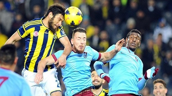 Fenerbahçe'den şut rekoru!