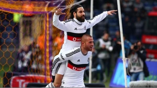 Beşiktaş, Ankara'da 3 puana uçtu!