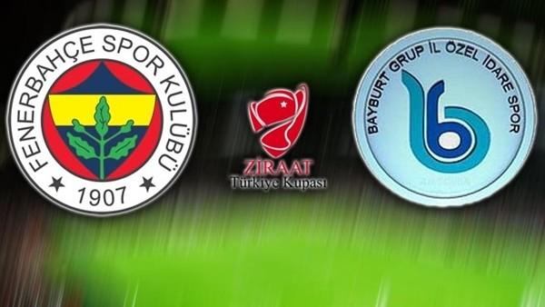 İşte Fenerbahçe'nin Bayburt ilk 11'i