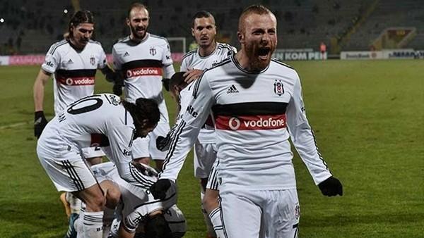 Beşiktaş ligde son 12 maçtan 11 galibiyetle ayrıldı