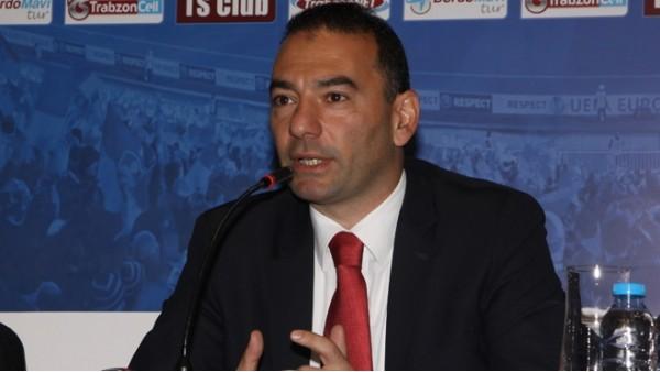 Trabzonspor'da CEO Burak Gürdal istifa etti