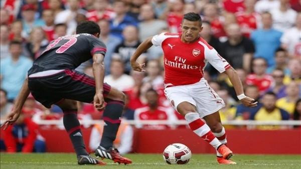 Arsenal Fransız takımlarına karşı zorlanmıyor