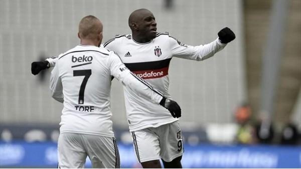 Beşiktaş'a Demba Ba ve Gökhan Töre müjdesi