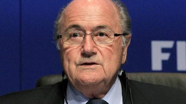 Blatter'dan Mısır'da ölenler için taziye mesajı