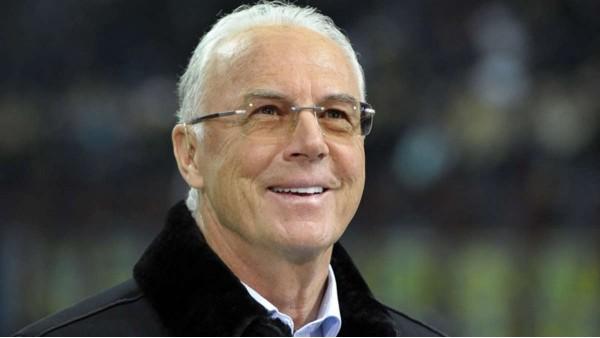 Beckenbauer'e vefa ödülü