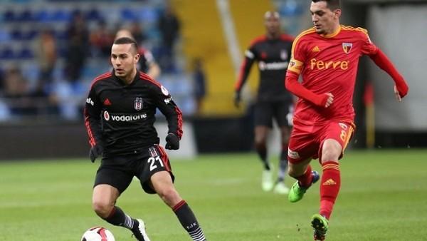 Beşiktaş'ın ikinci kabusu Kadir Has Stadı