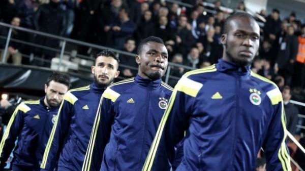 Fenerbahçe'den deplasman totemi