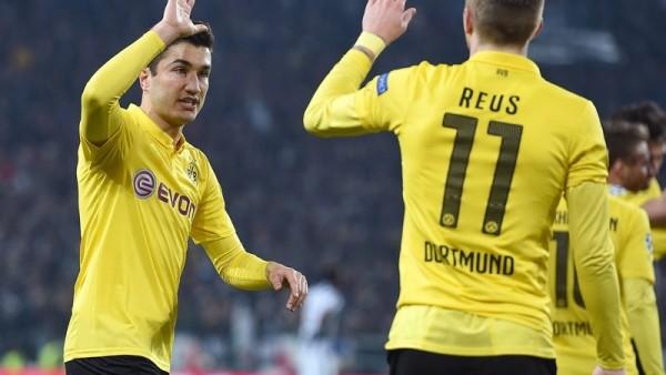 Borussia Dortmund, çeyrek finalden umutlu
