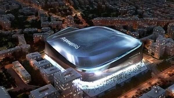 Real Madrid'in yeni stadı iptal edildi