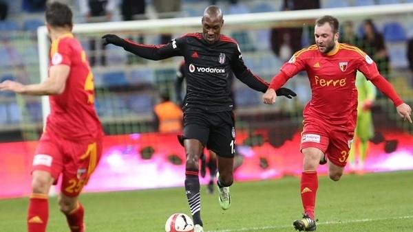 Beşiktaş, Ziraat Türkiye Kupası'nda veda etti