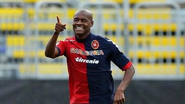 Roma, Cagliari'den Victor Ibarbo'yu transfer etti