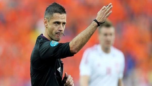 Beşiktaş-Liverpool maçını Damir Skomina yönetecek