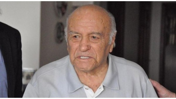 Beşiktaş'ta eski başkan Gazi Akınal yarın toprağa verilecek