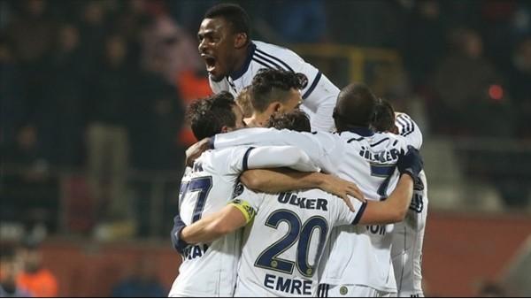 Fenerbahçe'de golcüler çalışıyor