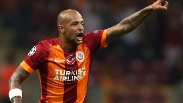 Felipe Melo, Sivasspor maçında oynayacak mı?