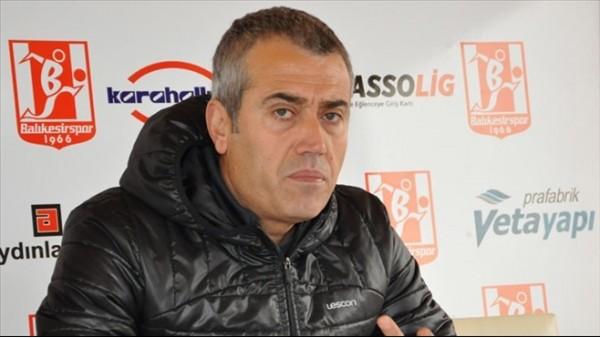 Balıkesirspor'un aklı Gençlerbirliği maçında