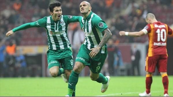 Bursaspor kaçan galibiyete üzülüyor