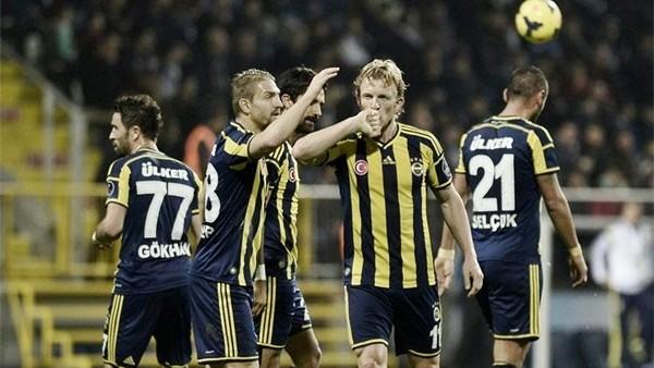 Fenerbahçe'de yenilgileri galibiyet takip ediyor