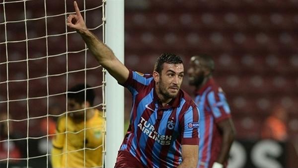 Trabzonspor'da Belkalem en az 1 yok!