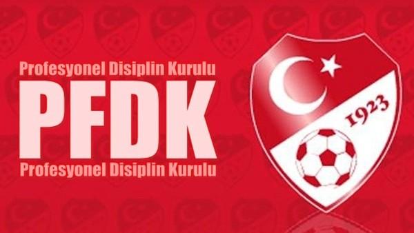 PFDK 4 kulübe ceza verecek