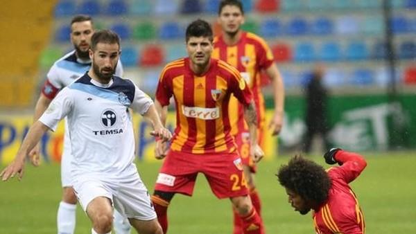 Kayseerispor ile Adana Demirspor 3-3 berabere kaldı