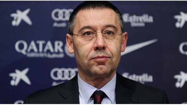 Barcelona Başkanı 3.5 saat ifade verdi