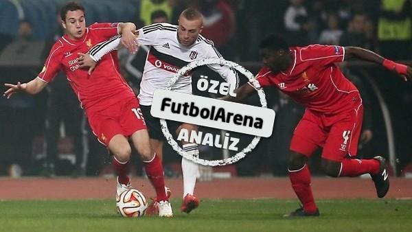 Liverpool'un en zorlandığı maç Beşiktaş oldu!