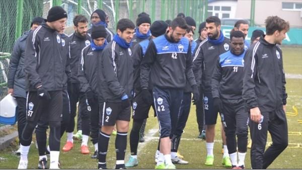 Kayseri Erciyesspor'da Gaziantepsor mesaisi