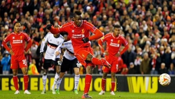 Liverpool'da Balotelli kaosu