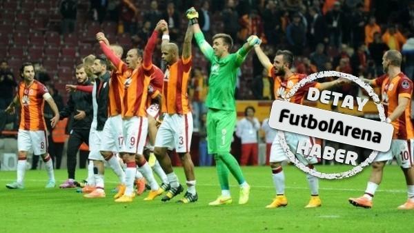Galatasaray 45 gün İstanbul'da kalacak!