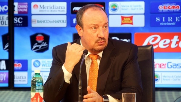 Rafael Benitez: 'Kupayı kazanacak gücümüz var'