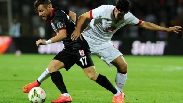 Galatasaray'ın konuğu Balıkesirspor