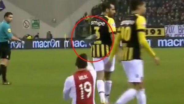 Ajax'lı yıldız Arda Turan'a özendi!