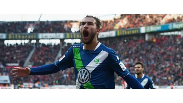 9 gollü düelloda kazanan Wolfsburg