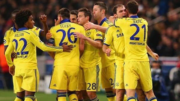 Chelsea, deplasmanda en çok gol atan 5. takım oldu