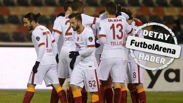 Galatasaray 80'den sonra 13 puan topladı