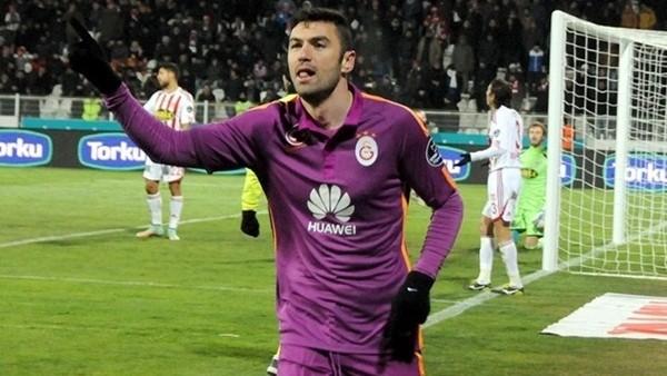 Galatasaray 19 hafta sonra lider oldu